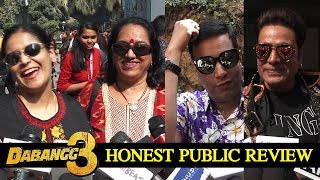 Dabangg 3 Public Review | Dabangg 3 Honest Public Talk | Dabangg 3 Public Reaction