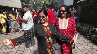 Lady Fan Extremely Crazy on Salman Khan's Dabangg 3 | Dabangg 3 Full Movie Public Review, Response
