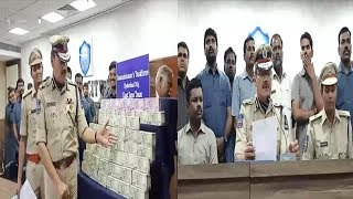 Hawala Money Seized By Commissioner's Task Force | Cp Anjani Kumar Speaks | @ SACH NEWS |