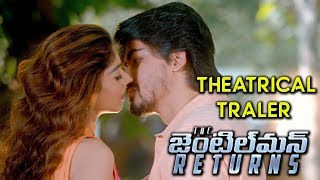 The Gentleman Returns Movie Theatrical Trailer || 2019 Latest Telugu Trailers || Pavan Teja