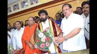 Bheemreddy Patil Kaise Bane Gulbarga K Mayor ? Bheemreddy Ki Salgira Per A.Tv Ki Spl Report