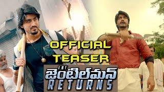 The Gentleman Returns Movie Official Teaser || 2019 Latest Telugu Teasers || Bhavani HD Movies