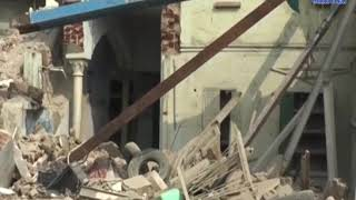 Palitana | Three people, including died suddenly of wall collapse | ABTAK MEDIA