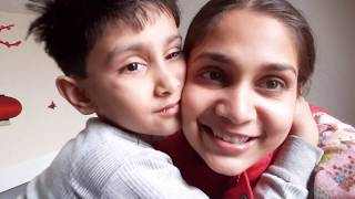 Vlog - Uff! Dilli Ka Traffic - Managing Things, Removing Dark Circles - eye cream  Nidhi Katiyar