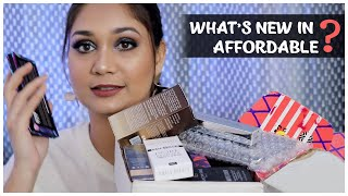 What's New in Affordable? Swiss Beauty, Maliao and More Affordable Makeup | Nidhi Katiyar