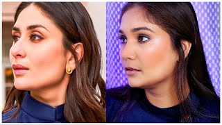 Kareen Kapoor Inspired Soft Smokey Eyes | Everyday Office/Work/College Makeup Look | Nidhi Katiyar