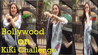 Kiki challenge - Ft. Bollywood Actress | In My Feelings Challenge | Viral Kiki Challenge | Kiki Song