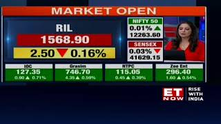 Sensex, Nifty flat in a thin trade; bank, auto stocks gain