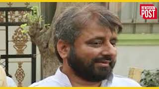 AAP MLA Amanatullah Khan Booked in Ghaziabad for 'Inciting Violence' During Anti CAA Protest