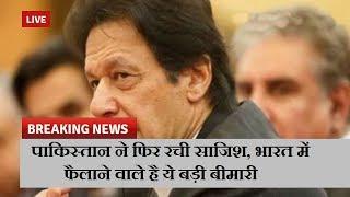पाकिस्तान ने फिर रची साजिश, भारत में फैलाने वाले है ये बड़ी बीमारी   | News Remind