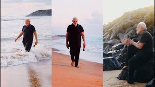 महाबलीपुरम के समुंद्र तट पर पीएम मोदी ने छेड़ा सफाई अभियान, खुद ने उठाया कचरा   News Remind