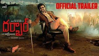 DARBAR Telugu Official Trailer | Rajinikanth | A.R.Murugadoss | Anirudh Ravichander
