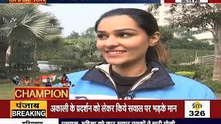 #CHAMPION || इंटरनेशनल शूटर #Gauri_Sheoran  ने #JANTATV से खास बातचीत में खोले जिंदगी के कई राज