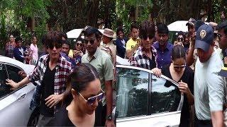 Shahrukh Khan & Gauri Khan Cast Vote In Mumbai  | News Remind
