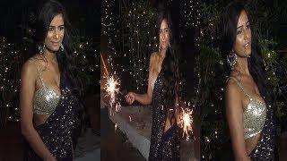 Actress Poonam Pandey Celebrate Diwali  | News Remind