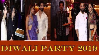Sonam & Anand Ahuza Host Grand Diwali Party | News Remind