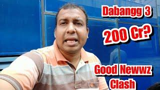 Will Salman Khan's Dabangg 3 Cross 200 Cr Lifetime Collection With A Clash With Good Newwz!