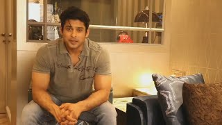 Bigg Boss 13 | Sidharth Shukla WISHES Merry Christmas To Fans | BB 13 Latest Video