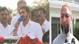 Asad Uddin Owaisi Aur Jagan Mohan Reedy Ki Dosti NRC Aur CAA Ko Lekar | @ SACH NEWS |