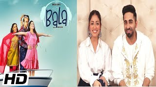 Yami Gautam & Ayushman Khurrana Talk About Film BALA | News Remind