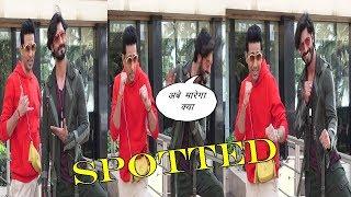 Vidyut Jamwal & Gulshan Devaiah At Promoting Movie Commando  3 | News Remind