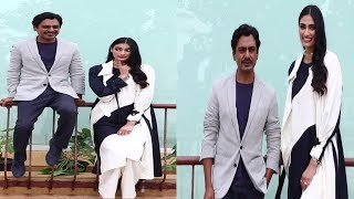 Nawazuddin & Athiya Spotted Promoting Motichoor Chaknachoor | News Remind