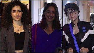 Yami Gautam, Tahira Kashyap & More Celebs Attend 1st Screening Of Film Bala | News Remind