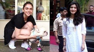Aditi Rao Hydari & Shanaya Kapoor Spotted At Bandra | News Remind