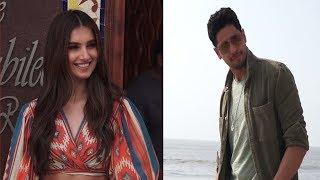Tara Sutaria & Siddhrth Malhotra Spotted Promoting Marjavaan   News Remind