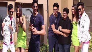 Marajaavaan Team SPotted Promoting Film At JUHU    News Remind