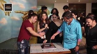 Salman Khan & Sonakshi Sinha celebrate Saiee Manjrekar's 21st Birthday | Mahesh Manjrekar Daughter