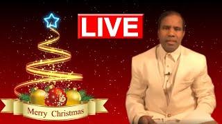 Dr KA Paul LIVE | Merry Christmas | X Mas | Top Telugu TV