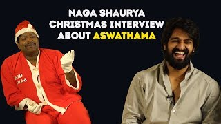 Naga Shourya Interview About Ashwathama Movie | Sathya Christmas Special Interview
