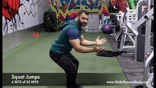 HOME Weight Loss Cardio Workout! Day-41 (Hindi / Punjabi)