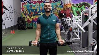 Complete TONING & FAT LOSS Workout! Day-42 (Hindi / Punjabi)