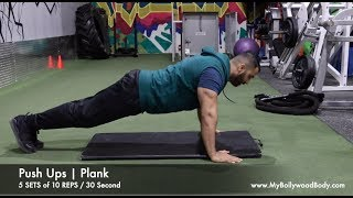Complete Fat Burning and Toning Workout! Day-44 (Hindi / Punjabi)