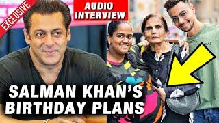Exclusive! Salman Khan Reveals His Birthday Plans | 54th Birthday Celebration
