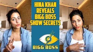 Hina Khan Reveals Bigg Boss Show Secrets | Hina Khan Slams Bigg Boss Show