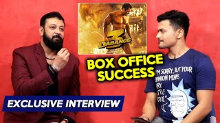 Dabangg 3 Actor Santosh Shukla On BOX OFFICE Collection | Salman Khan And More