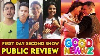 Good Newwz PUBLIC REVIEW | First Day Second Show | Akshay Kumar, Kareena Kapoor, Diljit, Kiara
