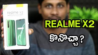 Realme X2 Full Review pros and cons telugu