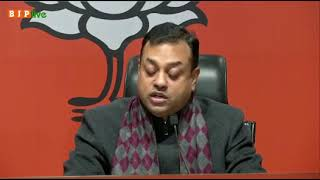 Details from a case prove UPA Govt ordered detention centers, reveals Dr. Sambit Patra: 26.12.2019