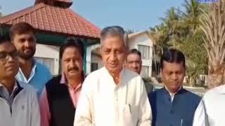 Khirasara   Cabinet Minister Kuvarji visits Bavaliya Siddheshwar Gaushala  ABTAK MEDIA