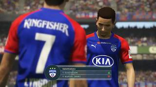 BFC VS FC BARCELONA , Juventus , Liverpool , Real Madrid || PES 20 || #BETA_TEST2 NEW CONTENT