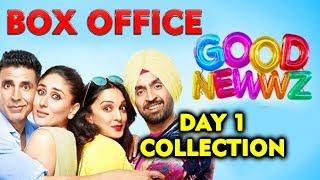 Good Newwz 1st Day Collection | Box Office Prediction | Akshay, Kiara, Kareena, Diljit