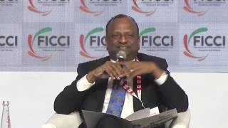 Mr Rajnish Kumar, Chairman, State Bank of India at #FICCIAGM