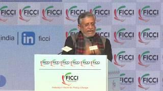 Mr Sushil Kumar Modi, Deputy CM, Bihar at #FICCIAGM