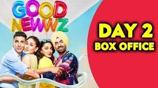 Good Newwz 2nd Day Collection | Box Office Prediction | Akshay, Kiara, Kareena, Diljit
