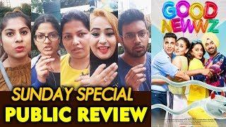 Good Newwz Public Review | 3RD DAY SUNDAY SPECIAL | Akshay, Kiara, Kareena, Diljit