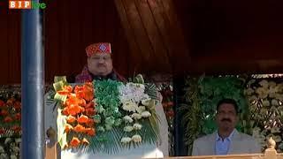 2014 में मोदी जी ने बिना मांगे हिमाचल को Special category state का दर्जा दे दिया: श्री जे पी नड्डा